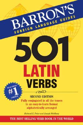 501 LATIN VERBS, RICHARD E. PRIOR