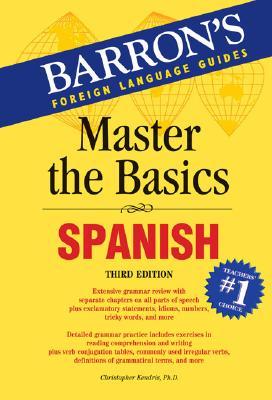 Master the Basics: Spanish (Master the Basics Series)