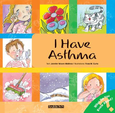 Image for I HAVE ASTHMA