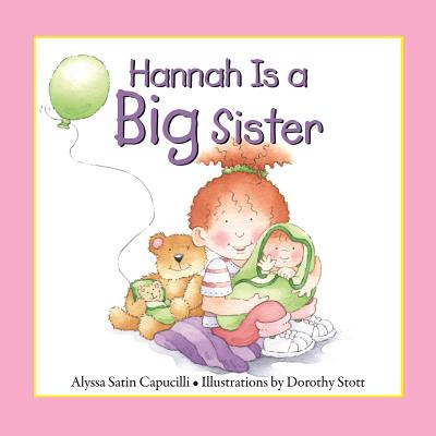 Image for HANNAH IS A BIG SISTER