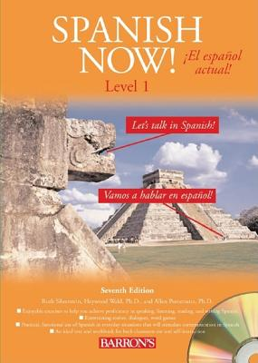 Spanish Now! Level 1 with CDs, Ruth J. Silverstein; Heywood Wald; Allen Pomerantz