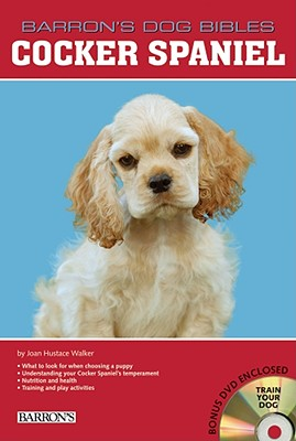 Image for Cocker Spaniels (Barron's Dog Bibles)