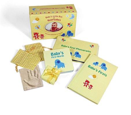 Baby's Little Box of Keepsakes