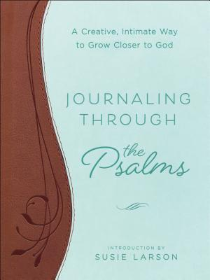 Image for Journaling Through the Psalms: A Creative, Intimate Way to Grow Closer to God
