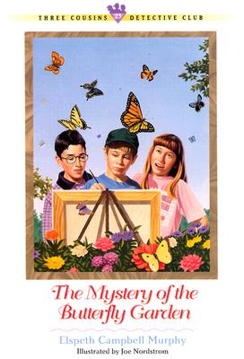 """Image for """"The Mystery of the Butterfly Garden (Three Cousins Detective Club, Book 23)"""""""