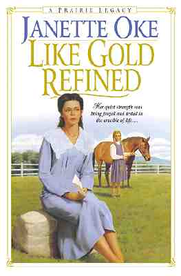Image for Like Gold Refined (A Prairie Legacy #4)