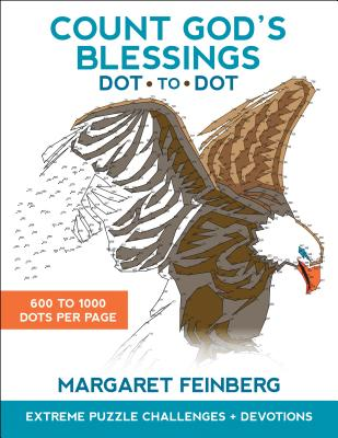 Image for Count God's Blessings Dot-to-Dot: Extreme Puzzle Challenges, Plus Devotions