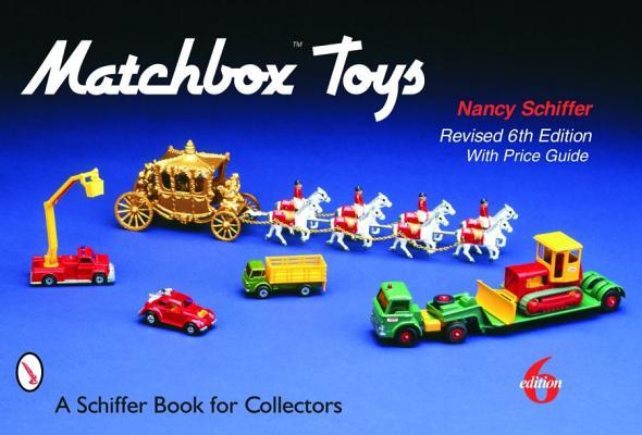 Matchbox Toys, Schiffer, Nancy