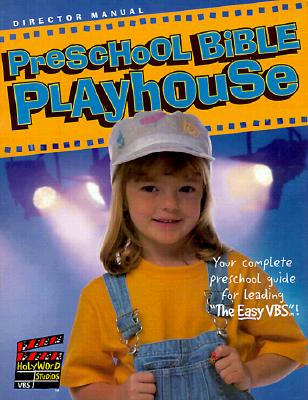Image for Holyword, Preschool Bible Playhouse Director Manual