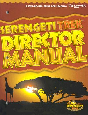 Image for VBS-Serengeti Trek Director Manual