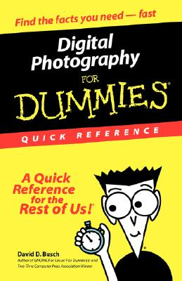Image for Digital Photography For Dummies Quick Reference