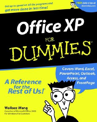 Image for Office XP For Dummies