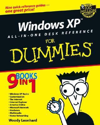 Image for Windows XP All-in-One Desk Reference For Dummies (For Dummies (Computers))