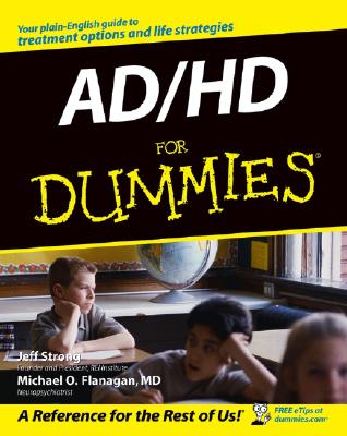 Image for AD/HD For Dummies