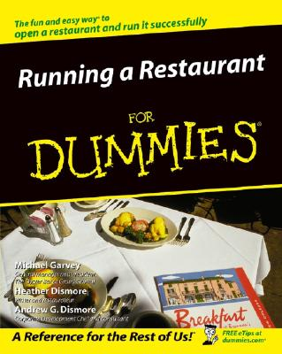 Image for Running A Restaurant (For Dummies)
