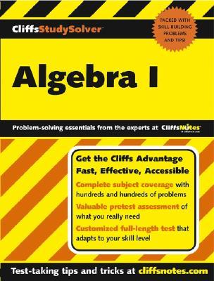 CliffsStudySolver Algebra I (Pt. I), Sterling, Mary Jane