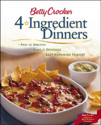 Image for 4 INGREDIENT DINNERS