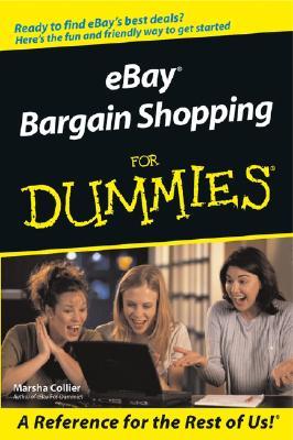 Image for eBay Bargain Shopping for Dummies