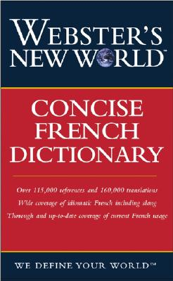 Image for Webster's New World Concise French Dictionary