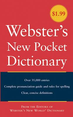 Image for Websters New American Dictionary