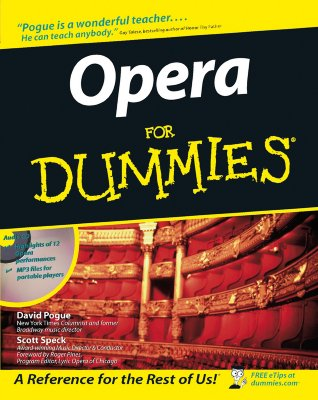 Image for Opera For Dummies