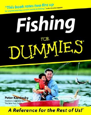 Image for Fishing for Dummies