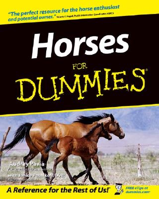 Image for Horses For Dummies (For Dummies (Computer/Tech))
