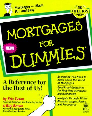 Image for Mortgages For Dummies (For Dummies (Lifestyles Paperback))