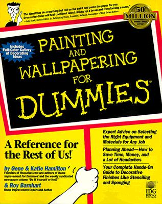 Image for Painting and Wallpapering for Dummies