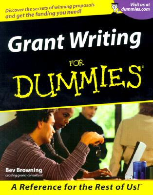 Image for Grant Writing For Dummies (For Dummies (Computer/Tech))