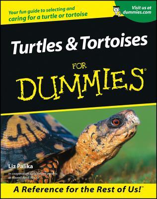 Turtles and Tortoises For Dummies, Palika, Liz