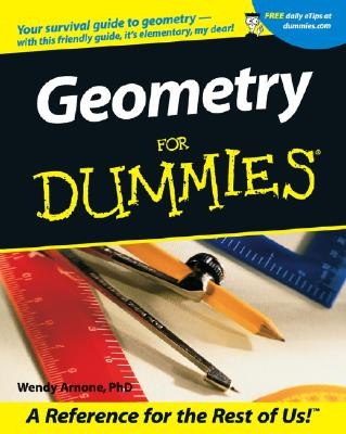 Image for Geometry For Dummies (For Dummies (Lifestyles Paperback))