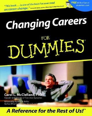 Image for CHANGING CAREERS FOR DUMMIES