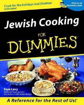 Image for JEWISH COOKING FOR DUMMIES