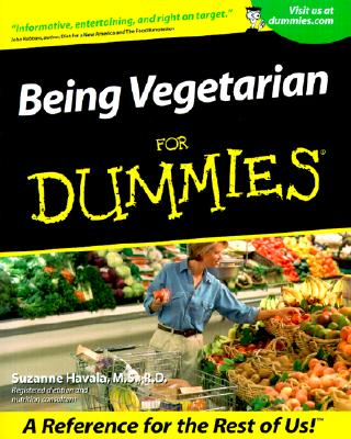 Image for Being Vegetarian For Dummies
