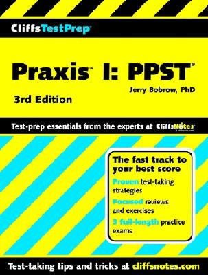 Image for CliffsTestPrep Praxis I: PPST (Cliffs Test Prep Guides)
