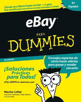 eBayPara Dummies (Spanish Edition), Collier, Marsha