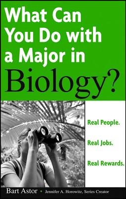 Image for WHAT CAN YOU DO WITH A MAJOR IN BIOLOGY?