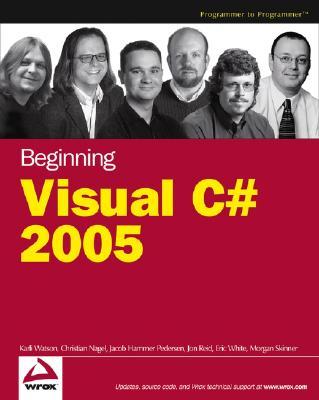 Image for Beginning Visual C# 2005