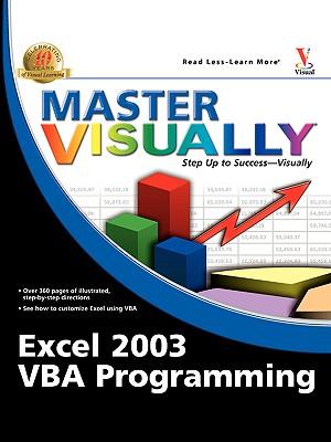 Image for Master Visually Excel 2003 VBA Programming