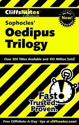 CliffsNotes on Sophocles' Oedipus Trilogy (Cliffsnotes Literature Guides), Regina Higgins, Charles Higgins