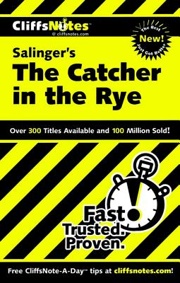 Image for CliffsNotes on Salinger's The Catcher in the Rye (Cliffsnotes Literature Guides)