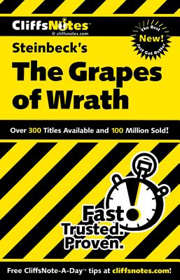 Image for Grapes of Wrath Sparknotes