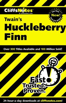 Image for CliffsNotes on Twain's The Adventures of Huckleberry Finn (Cliffsnotes Literature)