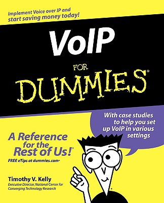 Image for VoIP For Dummies