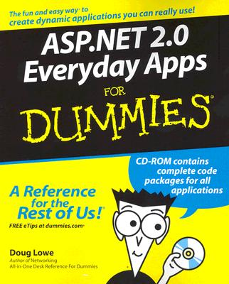 Image for ASP.NET 2.0 Everyday Apps For Dummies