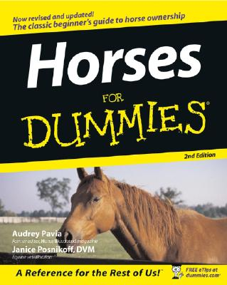 Image for Horses For Dummies