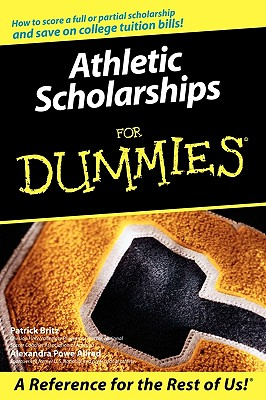 Image for Athletic Scholarships For Dummies