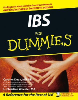 "IBS For Dummies, ""Dean, Carolyn, Christine, L. Wheeler"""