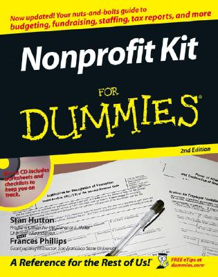 Image for Nonprofit Kit For Dummies